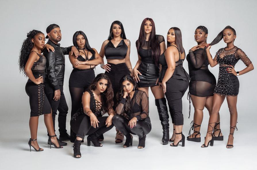 Boss Beauty Makeup Academy Team